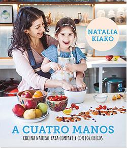 Libro A Cuatro Manos, Natalia Kiako
